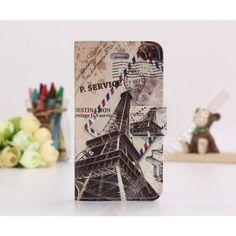 Comprar Funda Formato cartera diseño parís para móvil Xiaomi Mi2