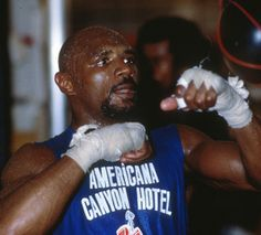 One of the greatest fighters of the 1970s and '80s, Laureus World Sports Academy Member Marvelous Marvin Hagler was World Middleweight Champion from 1980 to 1987. He compiled a career record of 62 wins, 3 losses, and 2 draws, with 52 wins by knockout and was inducted into the International Boxing Hall of Fame in 1993.
