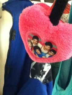 I saw these at my school today in front of a third grade classroom. Sad, just sad. It's 2014 people!!!! Why the heck would they make EARMUFFS with their faces on them like wtf