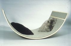 """""""Rocker"""", one of Anne Lindes first designs. Only made as prototype."""