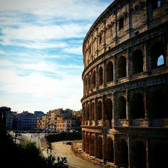 #mobilephotography #roma #panoramirionali #colosseo