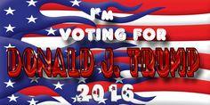 VOTE TRUMP!