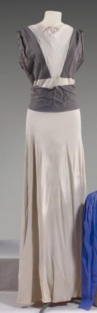 Augustabernard, haute couture, No. 1930s Fashion, Timeless Fashion, Vintage Fashion, Mode Vintage, Vintage Style, Cinderella Dresses, Fashion History, Costume Design, Beautiful Dresses