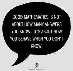 15 Best Think Through Math Quotes Classroom Quotes, Math Classroom, Classroom Posters, Math Talk, Math 8, Math Fractions, Multiplication, Math Games, Math Poster
