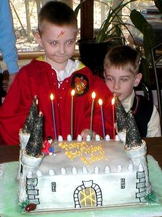 Harry Potter Party - The Best Birthday