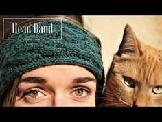 TUTO TRICOT - DIY - HEAD BAND A TORSADES - YouTube