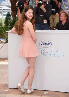 Mackenzie Foy Cannes 2015