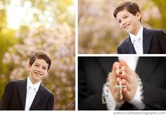 first communion boy pictures | First Communion