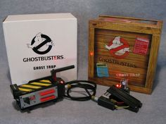 Customer Image Gallery for Mattel Ghostbusters Exclusive Prop Replica Ghost Trap Ghostbusters Ghost Trap, Ghostbusters Theme, Ghostbusters Backpack, Ghostbusters Costume, Mattel, Metal Clock, Ghost Busters, Movie Props, Party Props