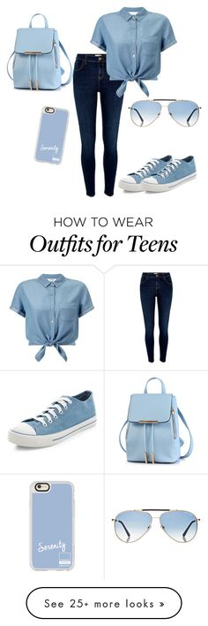 """""""Untitled #435"""" by madhatter-000122334455 on Polyvore featuring River Island, Miss Selfridge, New Look, Tom Ford and Casetify"""