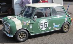 Morris Mini 1293cc (C) (CHTC)