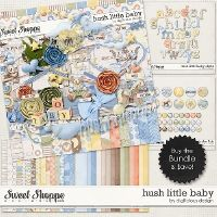 {Hush Little Baby} Digital Scrapook Bundle by Digilicious Design available at Sweet Shoppe Designs http://www.sweetshoppedesigns.com/sweetshoppe/product.php?productid=29880&cat=686&page=7 #digiscrap #digitalscrapbooking #digiliciousdesign