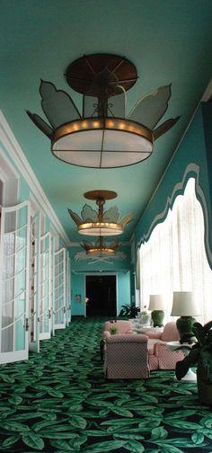 dorothy draper interiors/images | happyroost interiors: meet