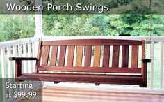 The Porch Swing Company: Browse Patio, Front Porch, And Outdoor Garden Swings