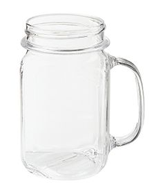 24 clear plastic Mason Drinking Jars. Fun, but may be to 'rustic' for the grownups.