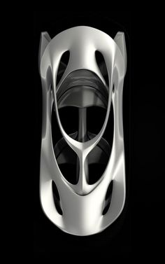 ♂ Concept car Mercedes Aesthetics 125 Sculpture