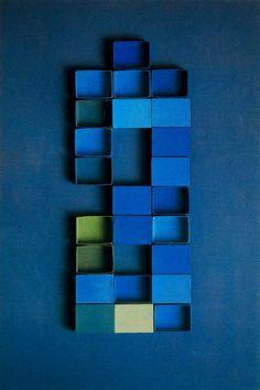 Gerardo Rueda. In Memoriam A. M.S. 1965. Collage cartón sobre táblex. 49 x 34 cm