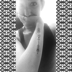 explore.create.transcend.reflect.learn arrow tattoo ❤️