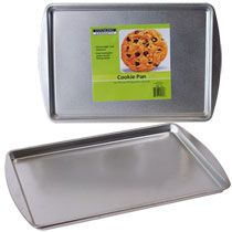 """Bulk Cooking Concepts Steel Cookie Pans, 9x13"""" at DollarTree.com $1 a piece min 4"""