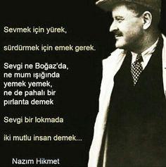 #şiir #NazımHikmet: