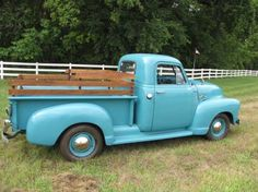 1953 Chevy 3100 Maintenance/restoration of old/vintage vehicles: the material for new cogs/casters/gears/pads could be cast polyamide which I (Cast polyamide) can produce. My contact: tatjana.alic@windowslive.com