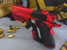 Airsoft hub is a social network that connects people with a passion for airsoft. Talk about the latest airsoft guns, tactical gear or simply share with others on this network Ninja Weapons, Weapons Guns, Guns And Ammo, Zombie Weapons, Revolver, Armas Ninja, Mega Pokemon, Future Weapons, Concept Weapons