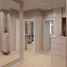 Interior Home Design Trends For 2020 - Stearinlys Home Room Design, Home Interior Design, Living Room Designs, Luxury Interior, Modern Apartment Decor, Apartment Design, Home Entrance Decor, Home Decor, Cool House Designs