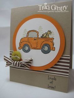 Stampin Up Loads of Love | Share
