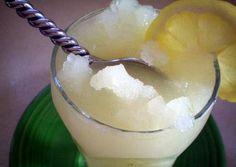 Fresh Lemon Slushy Recipe -  Very Tasty Food. Let's make it!