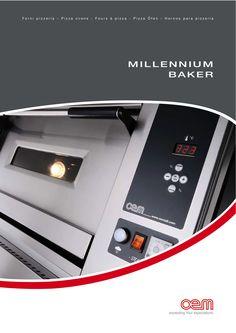 OEM - MILLENNIUM BAKER - Electric ovens