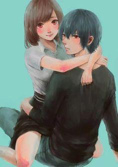 Ayato and Hinami