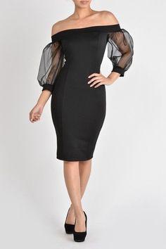 c17b51d8ff62 2389 Best Black Dress images in 2019 | Cute dresses, Casual dresses ...