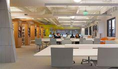 Modern College Interior Design by Clive Wilkinson Architects - DesignToDesign Magazine - DesignToDesign.com , The Ultimate Online design Magazine