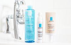 La Roche-Posay Rosaliac Micellar Make-Up Removal Gel, AR Intense Serum & CC Creme review
