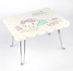 Useful and cute - foldaway #HelloKitty stand