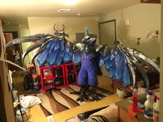 This 'League Of Legends' Blackfrost Anivia Cosplay Is Unbelievable