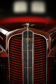 1937 Dodge Half-Ton Panel Delivery Truck