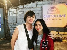 mikoy x marga Couple Dps, Squad, It Cast, Instagram, Girls, Andrea Brillantes, Toddler Girls, Daughters, Maids