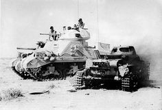 Grant tank of the first British armored division exceeds a Panzer I destroyed near El Alamein. Weird History Facts, Tank Warfare, North African Campaign, Afrika Korps, Army Vehicles, Armored Vehicles, Armored Fighting Vehicle, Military Pictures, Ww2 Tanks