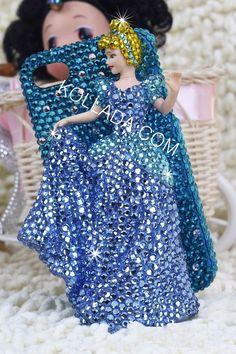 Lovely Cinderella - Bling Phone Cases