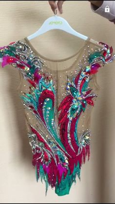 Rhythmic Gymnastics Leotards, Anastasia, Gin, Dresses, Fashion, Tights, Sketches, Dance, Moda