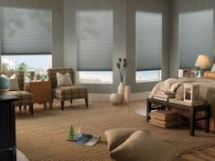 Shop custom blinds, shades, and shutters from window treatment professionals. The rated website for custom blinds. Free samples shipped in 1 day Pergola Canopy, Pergola Shade, Honeycomb Shades, Cellular Shades, Custom Blinds, Deck With Pergola, Light Filter, Shades Blinds, Glass Roof
