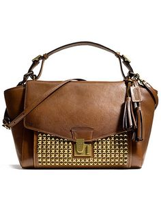 Studded Coach..cannot wait to get this! : )