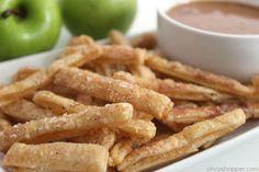 Appeltaart frietjes? Ja, appeltaart frietjes! Deze appel frietjes zijn gemakkelijk om te maken en smaken echt goddelijk! - Pagina 6 van 7 - Zelfmaak ideetjes