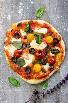 Sehr leckere Pizza m