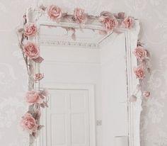 flores espejo