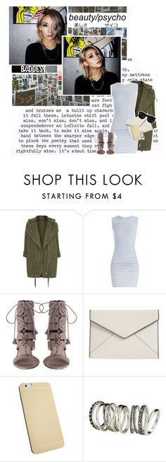 """""""// 363 //"""" by cidinha-001 ❤ liked on Polyvore featuring Topshop, James Perse, Rebecca Minkoff, Karen Walker, H&M, 2NE1, cl, LeeChaerin and 2016"""