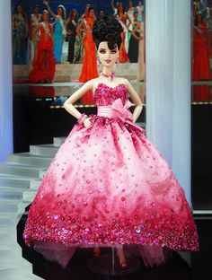 Miss USA doll