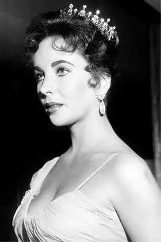 Elizabeth Taylor, 1950s.