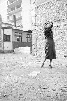 David Goldblatt, Practice, Hillbrow, Johannesburg, 1960
